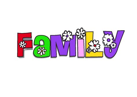 family clipart the family clipart clipartsgram