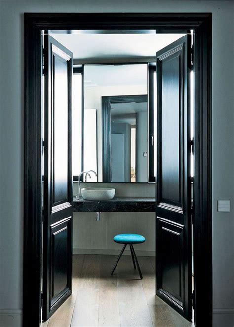Couleur Porte Et Encadrement by Encadrement Porte Couleur Differente Maison Design