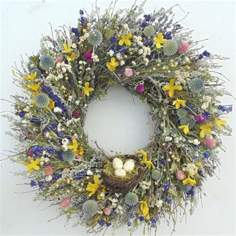 spring wreaths 2017 10 best spring wreaths for 2017 beautiful flower wreaths