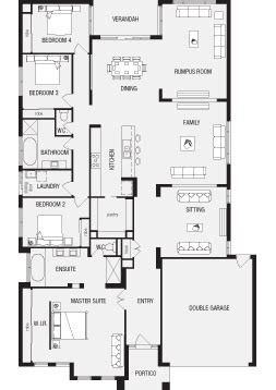 metricon home floor plans fairhaven new home floor plans interactive house plans