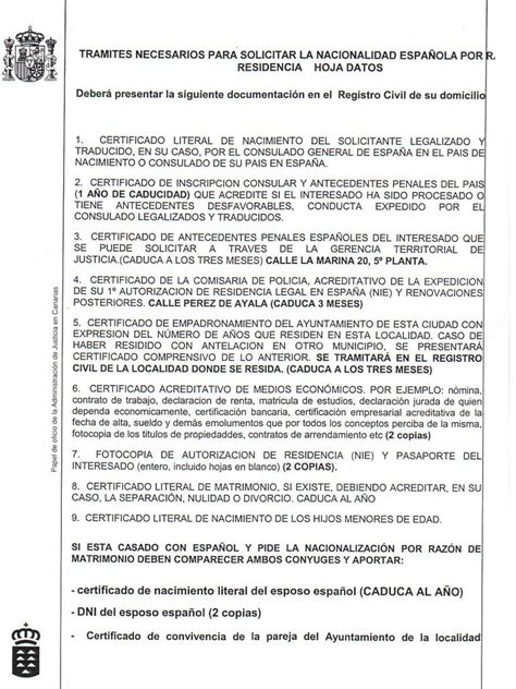 requisitos para casarse en republica dominicana inmigraci 211 n una oportunidad requisitos necesarios para