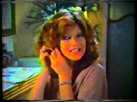 alberto vo5 hair spray with rula lenska commercial 1979 rula lenski 1979 alberto vo5 hairspray commercial 1