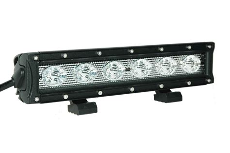 A1 30 Quot Led Light Bar 7 200 Lumens Combo Beam Combo Led Light Bar