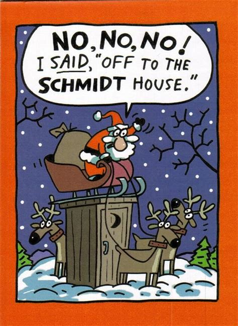 santa and his reindeer funny christmas pictures dump a day