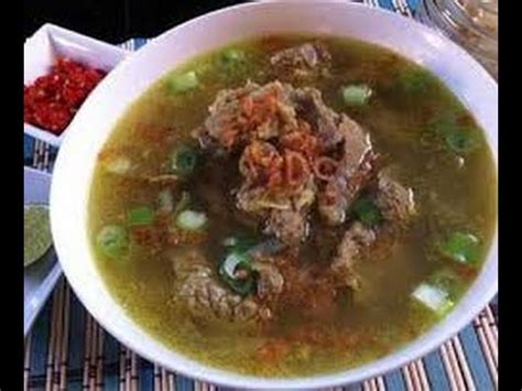 youtube membuat soto ayam tips membuat soto daging sapi paling enak youtube