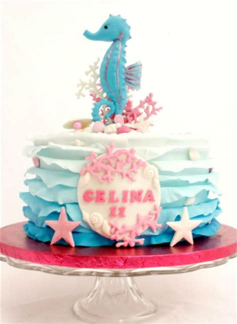 17 best ideas about seahorses on seahorse cakes best 25 seahorse cake ideas on