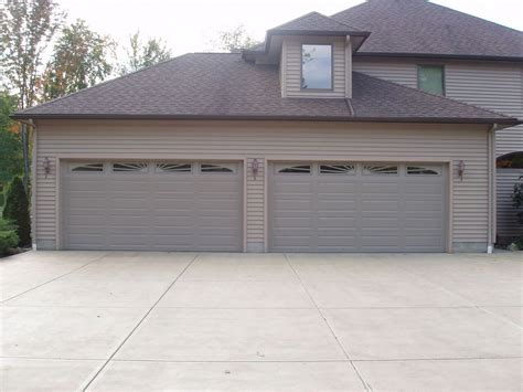 Residential Overhead Doors Residental Garage Door Repairs Columbia Station Oh Potter Overhead Door Inc