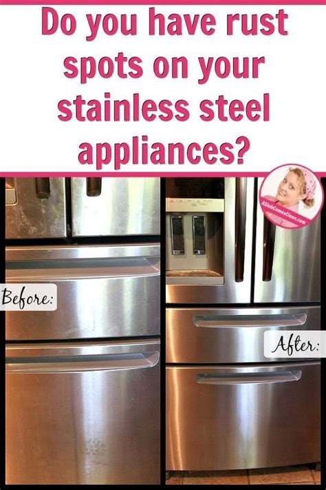 How Do You Clean A Stainless Steel Kitchen Sink by 1000 Ideas About Clean Rust On Remove Rust