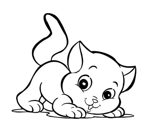 imagenes para dibujar gatos dibujos de gatos para calcar rincon util