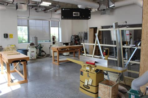 woodworking studio wood shop nebraska innovation studio of