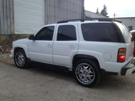 how to sell used cars 2003 chevrolet tahoe seat position control sell used 2003 chevy tahoe z71 no reserve nice suv for the money in cincinnati