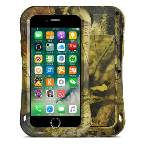 Armor Bumper Mei Powerful Small Waist Cover Lg G5 mei powerful camouflage shockproof metal heavy duty cover armor king