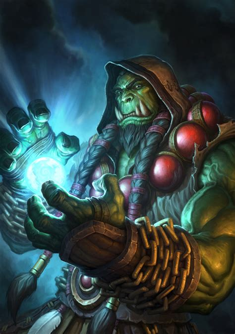 libro the art of hearthstone thrall characters art hearthstone heroes of warcraft hearthstone art i like
