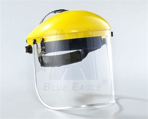 Jual Blue Eagle Heat Protective Clothing Chemical Np312 Murah top lifegear marketing faceshield assembly