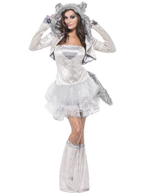 wolf costume for fever wolf costume 45368 fancy dress