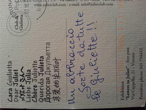 lettera da giulietta viaggi vacanze e turismo turisti