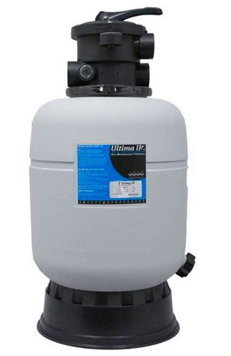 Ultima Ii Light aqua ultraviolet ultima ii filter 2000 with 2 quot valve 1000