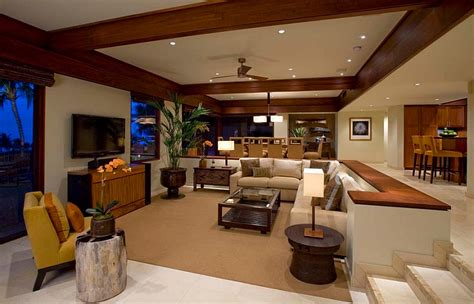 Sunken Living Room Remodel Sunken Living Rooms Step Conversation Pits Ideas Photos