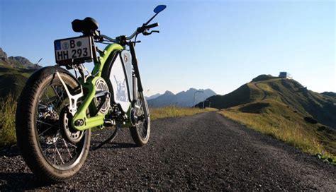 Elektro Motorrad T V by Elektromotorrad Erockit Kommt Mit Doppelter Reichweite