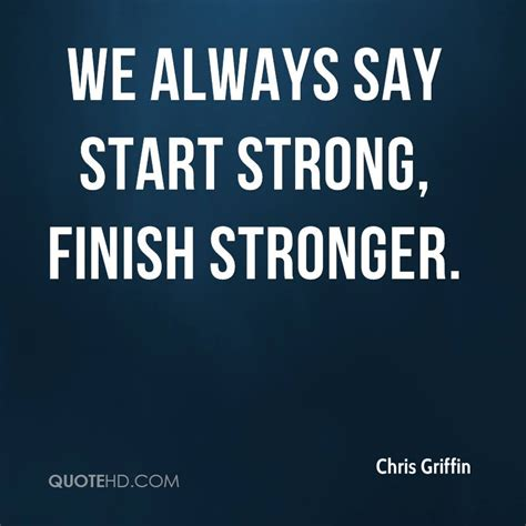 in the beginning a start to a strong finish books start strong quotes quotesgram