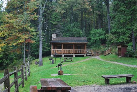 Spruce Knob Cabins by Monongahela National Forest