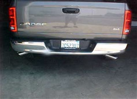 2004 dodge ram 1500 performance parts gibson performance exhaust systems for dodge ram 2004