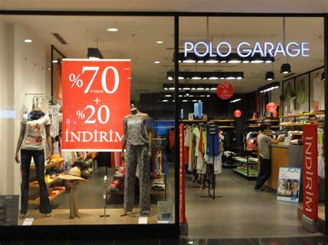 Polo Garage S Clothing Optimum Avm Ankara