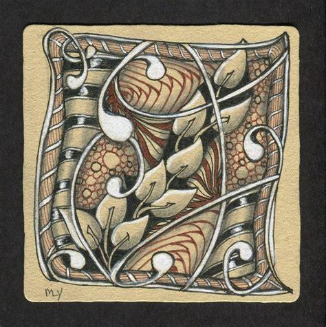 doodle pattern tiles 685 best zentangle renaissance tiles images on pinterest
