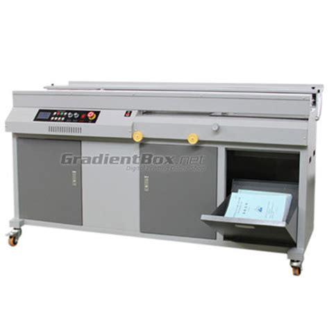 Mesin Laminating Otomatis mesin binding lem otomatis premium w 588