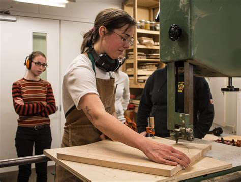 woodworking courses woodworking course creates environment can identify