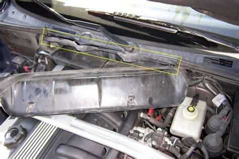Bmw 1er Innenraumfilter Wechseln by Compact Pollenfilter Microfiltertauschanleitung 3er Bmw