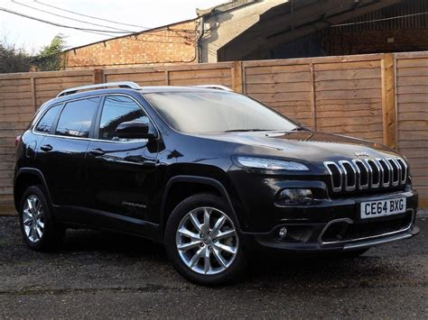 big jeep cherokee used 2014 jeep cherokee m jet limited huge spec for sale