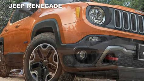 Jeep Renegade 2017 Changes by 2017 Jeep Renegade Redesign Changes And Concept