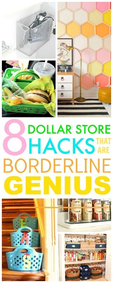 dollar store hacks 8 dollar store hacks that are borderline genius home
