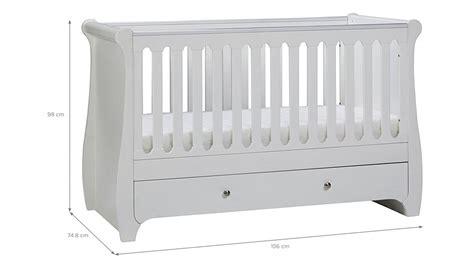 Ikea Crib Dimensions Baby Crib Design Inspiration Asda Nursery Furniture Sets