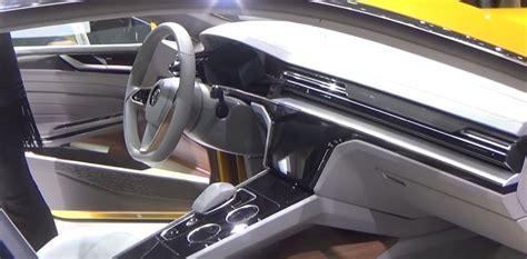 volkswagen 2016 interior 2016 volkswagen cc passat interior