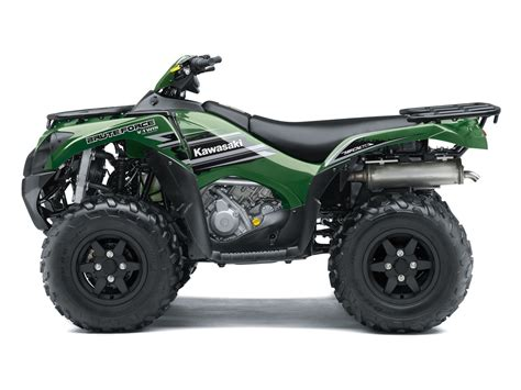 Kawasaki Atv by New 2018 Kawasaki Brute 750 4x4i Atvs In Corona Ca