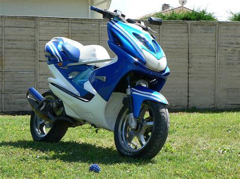 MBK Nitro Blue Bidalot S3 de FloFlo