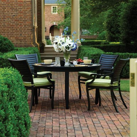 Palm Casual Patio Furniture by Palm Outdoor Dining Patio Furniture By Summer Classics