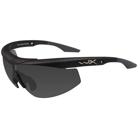 wiley x wx talon 2 lens sunglasses package 205994