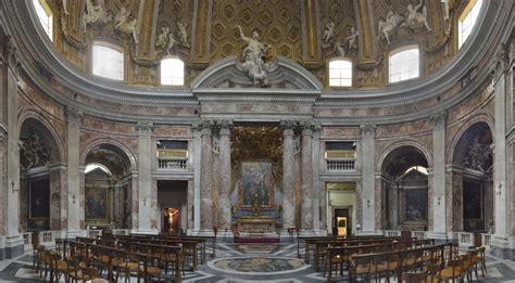 sant andrea al quirinale interno chiesa di sant andrea al quirinale le vie giubileo