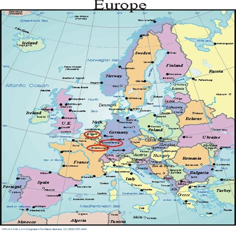 sede unione europea l unione europea
