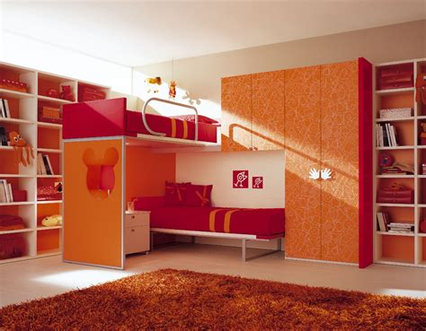 Kids Room by 29 Bedroom For Kids Inspirations From Berloni Digsdigs