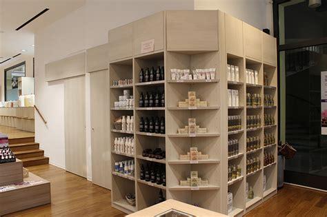 arredamento bio arredamento negozio di cosmetici e pulizia bio