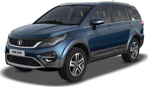 tata hexa concept suv price specs review max autos tata hexa xt diesel price specs review pics mileage
