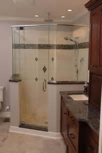 bathroom corner shower ideas 22 best images about master bath ideas on