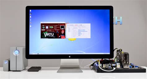 display pc the thunderbolt display virtu support a look at