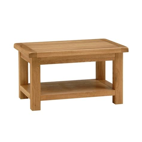 Lyon Oak Coffee Table Lyon Oak Coffee Table L383 With Free Delivery The Cotswold Company