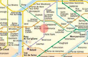 map of commerce commerce station map metro