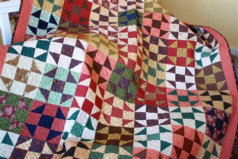 Shoofly Quilt by Laugh Sew Shoofly Quilt